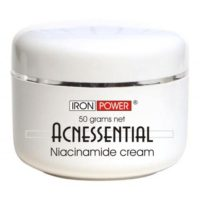Ironpower - Acnessential Niacinamide Cream